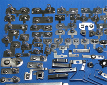 Stamp parts fabrication service/Custom metal stamping parts