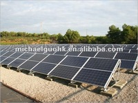 Specific design of 5kw solar power plant by sinosola