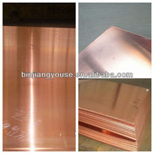 High Quality C1100 Copper Plate For electronics