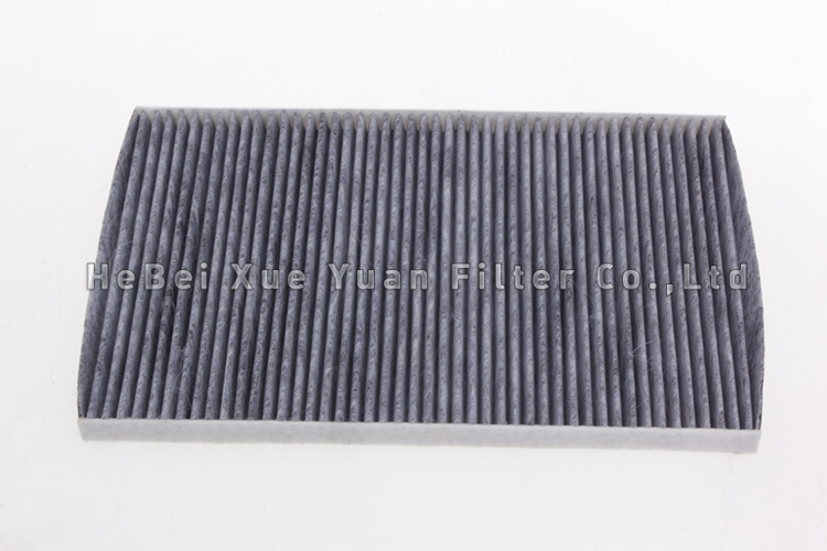 Qinghe China Auto cabin compressed air filter 10178500701 with Fiber