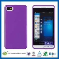 C&T Wholesales newest soft tpu case for blackberry z10