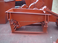 China Manufacturer Small Motor Vibrating Grizzly Feeder