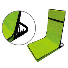 Foldable floor beach chair adjustment outdoor camp furniture lightweight portable relax reclining camping beach chair