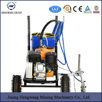 Manual Thermoplastic Road Marking paint Machine