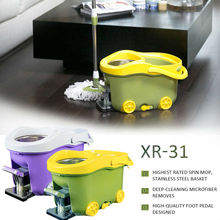 Hot sell magic mop 360 cleaning mop 2013 new floor mop(XR31)