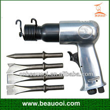 150mm Air hammer round chisel,scaling hammers
