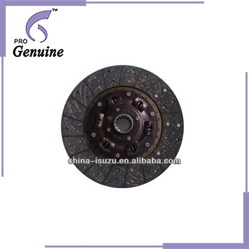 Transit car auto spare parts NKR55 CN1C157550AA clutch disc for isuzu