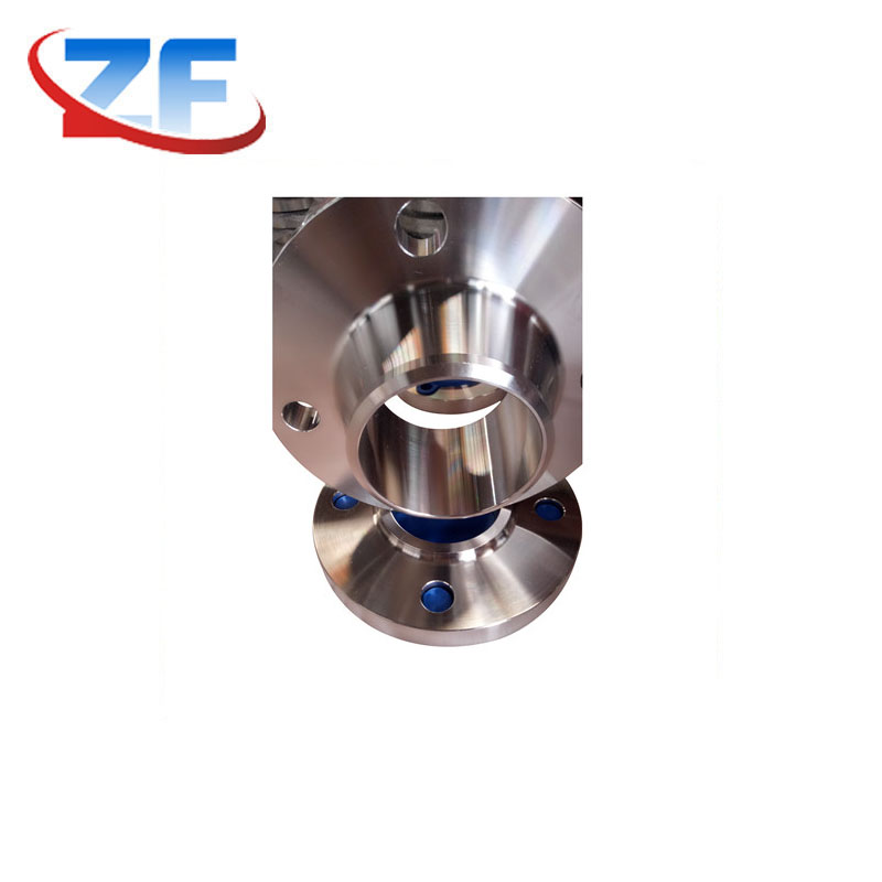 a182 f316/316l flanges 2 piece exhaust en1092-1 pn16 wn flange