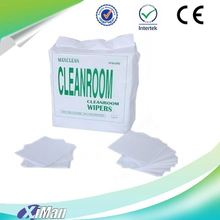 Manufacturer lint free wipe nonwoven cleanroom from China