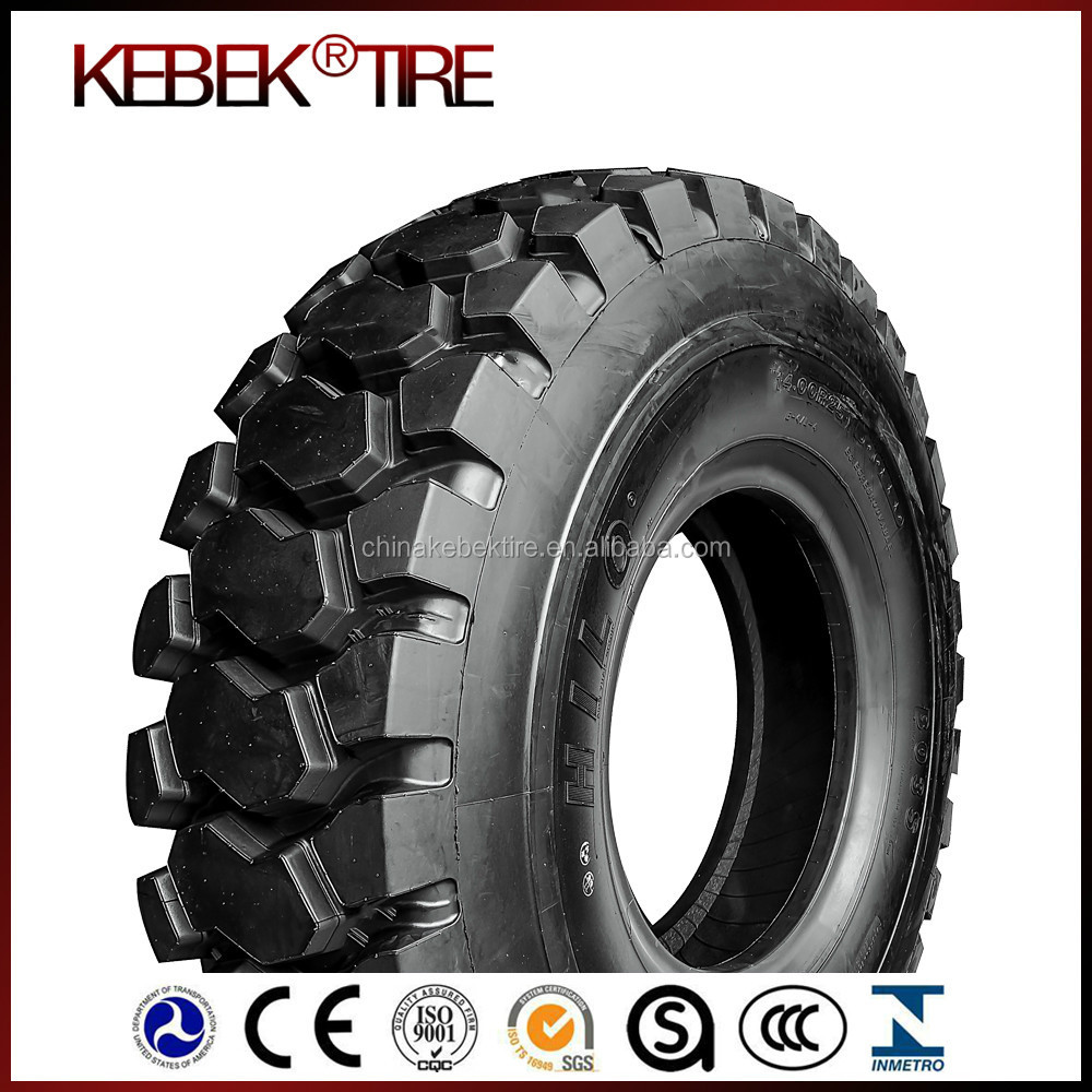 radial otr tire off road tire and wheel package 21.00r35