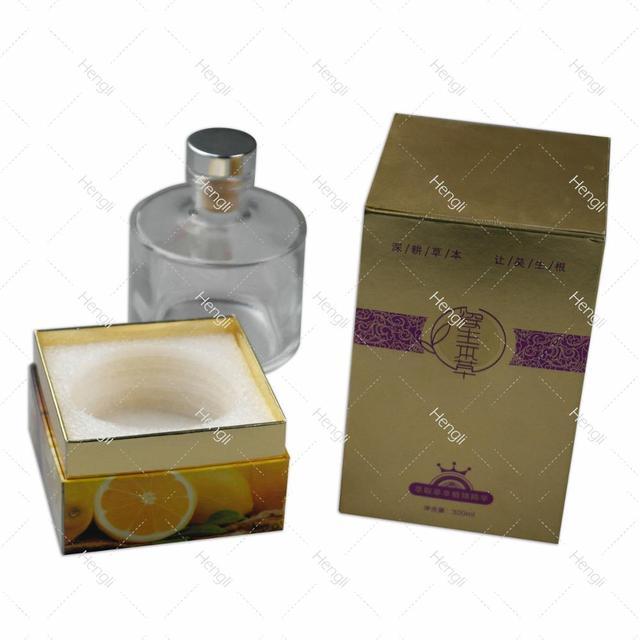 Bespoke perfume packaging box custom high quality fragrance gift box