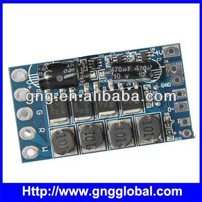 RGBW 4Channels DMX Decoder LED Driver IC