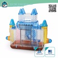 New premium Transparent rectangle Plastic Dream Castle Small Animal Cages Hamster Cage