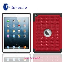Bling Diamond Hybrid Shockproof Cover Case For Ipad mini 2