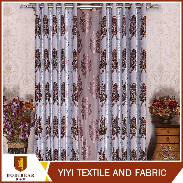Home textile Window treatments Fashionable pvc accordion curtain