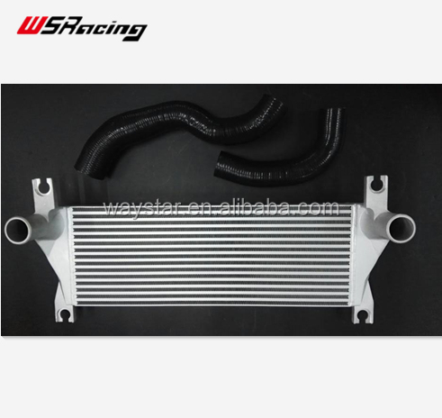Performence intercooler kit for ford ranger px 2.2L 2.3L 2012+ Installed directly