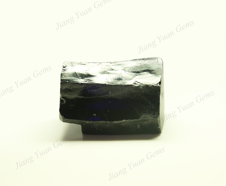 Factory price for high qualtity synthetic rough amethyst gemstone