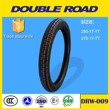 Wholsale chinese manufacturer off road 2.50x17 motorcycle tires hot in africa