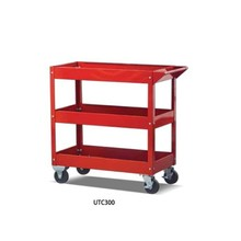 Easy to move cheap metal shopping roller tool cart