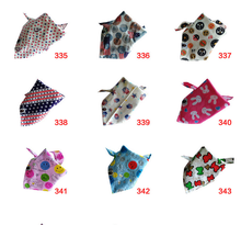 Kids Toddler Boy Girl Bandana cheap baby cotton bib