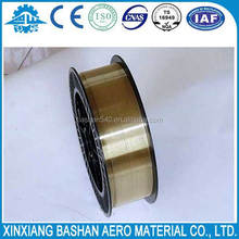 Xinxiang Bashan Factory Carbon steel flux cored welding wire Gas shielding titania type kiswel stainless steel welded wire