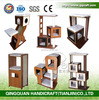 BSCI QQ Pet Factory Wholesale 2016 New Cat Tree House,Cat Scratching Tree,Climbing Wooden Cat Furniture