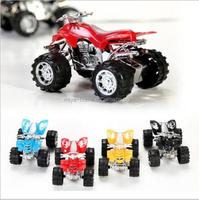 Hot sale Pull back Beach motorcycle/Plastic motorcycle model toys