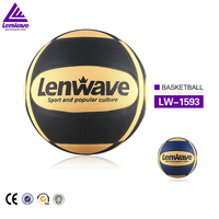Best quality school/park outdoor plush ball street PU basketball min