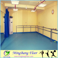 Good Quality And Wear Resisting HOT SALE Vinyl PVC Plank Dance Floor