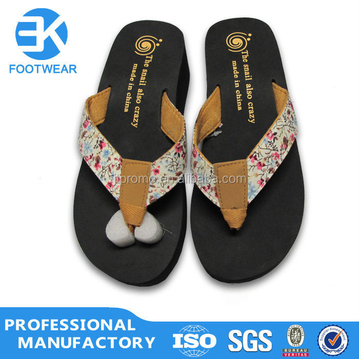 EK Customised Jelly Sandals Woman High Quality China Women Sandals For Summers