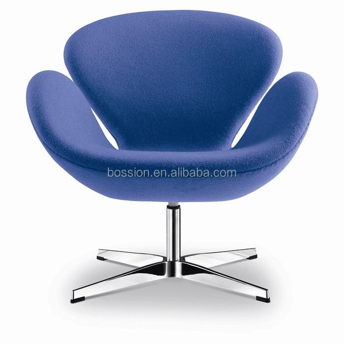 Arne jacobsen aluminium zwaan stoel replica voor thuis en for Arne jacobsen stuhl replica
