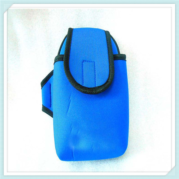 Wholesale Outdoor Sports Arm bag Neoprene travel bag arm Pouch