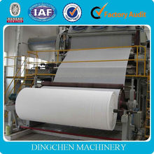 tissue paper jumbo roll to make napkin/facial paper