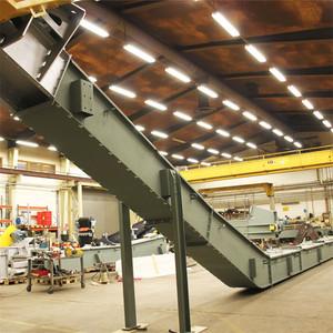 Drag Chain Conveyor Grain Conveying, Drag Chain Conveyor Grain