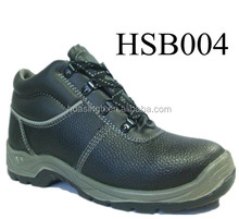 SL,dual density PU sole oil resistant handmade by China safety shoes for workers