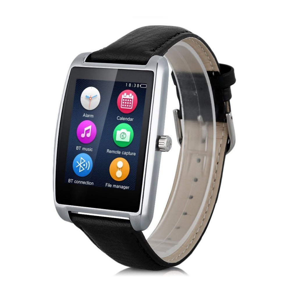 Waterproof IP67 Android&IOS Watch Smart Mobile Phone Bluetooth smart watch w88
