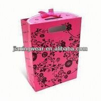 Hot sales paper chip bag for shopping and promotiom,good quality fast delivery