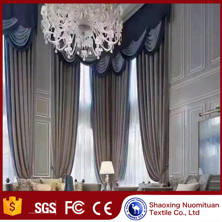 Perfect Fashion purple blackout curtains turkey latest curtain