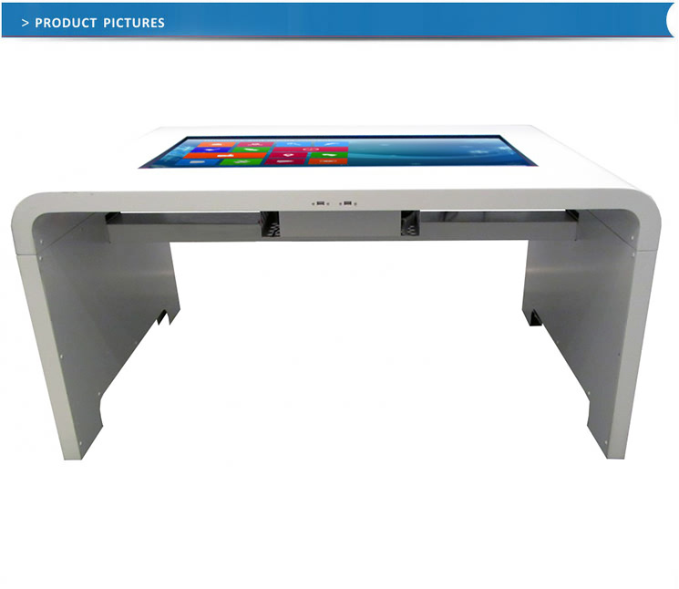 Lcd Interactive Coffee Table 22 Inch Lcd Multimedia Touch Table Kiosk Buy Lcd Multimedia Touch