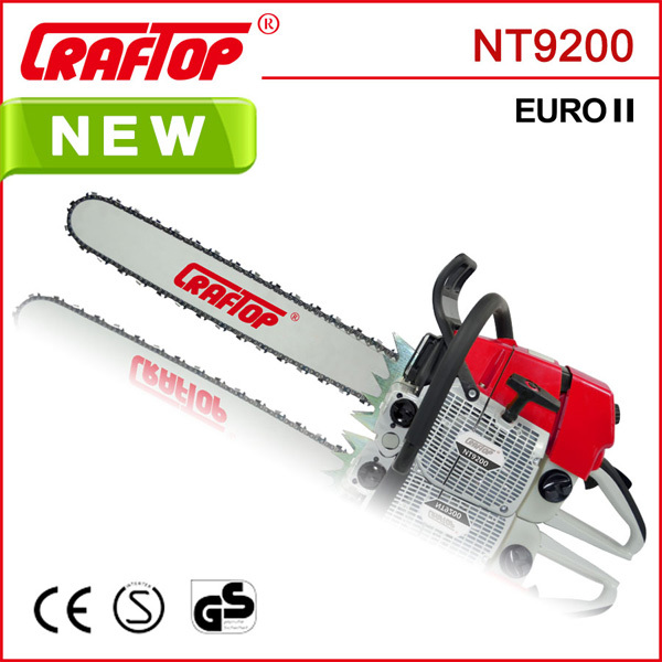 92CC professional chain saw gasoline power MS660 with CE