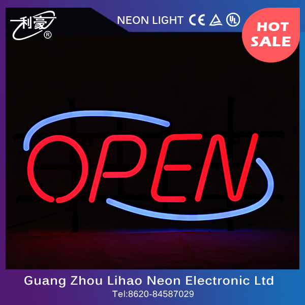 Best selling acrylic led sign with high quality