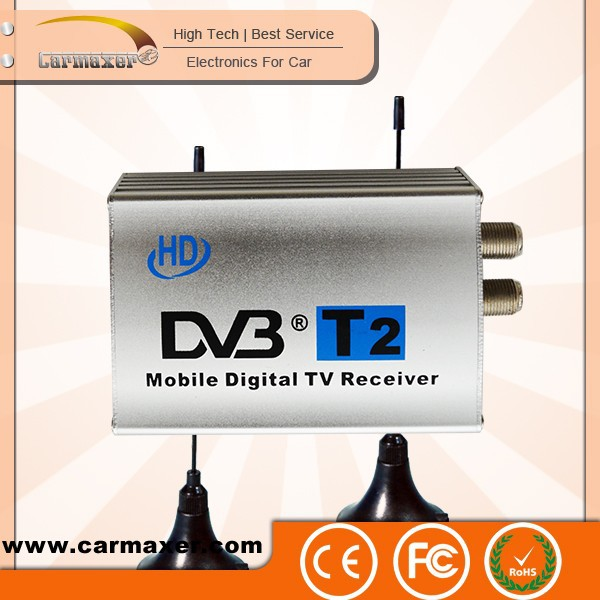 manufacturer carmaxer car mobile car dvb-t2 mpeg2 tv tuner to mpeg4 tv tuner