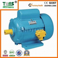 JY 1.1kw 1.5HP single phase ac electric motor 100% copper wire