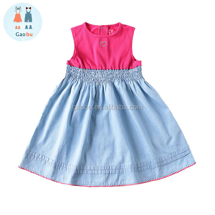 China manufacturer party dresses for kids baby girls