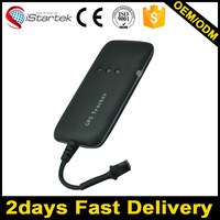 Car alarm gps tracker which can be checked by smart phone and website Startrack VT900