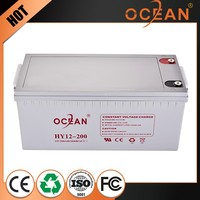 Competitive price best 12V 200ah unique storage battery