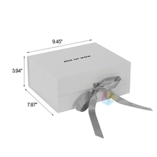 white paper cardboard folding baby shoe boxes packaging
