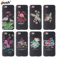 New coming painting leather case for iphone 7 /8, ,back cover case mobile accessories