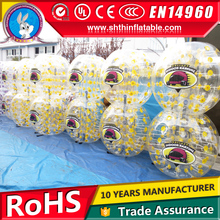 Attractive and high quality inflatable body zorb ball zorb ball for sale