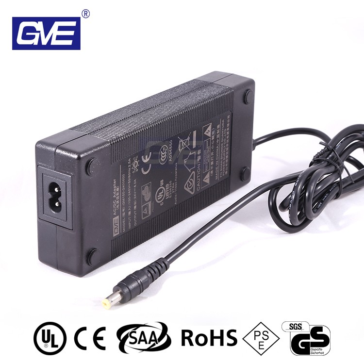 GVE 110w 54.6v 2a lithium battery charger for elecric bicycle